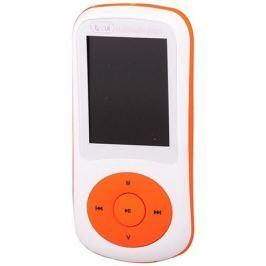 Trevi MPV 1730 SD, bílá/oranžová Paměťové MP3/MP4