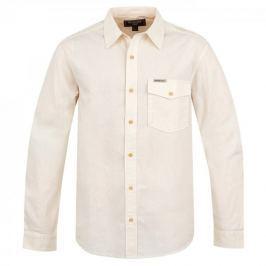 Bushman Košile TRAFALGAR, krémová, L Doplňky do domácnosti