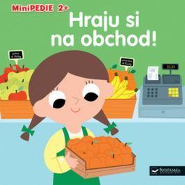 Caillou Pierre: Minipedie 2+ Hraju si na obchod! Naučná literatura do 10 let