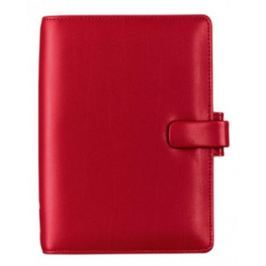 Diář Filofax METROPOL osobní červený Plánovací diáře