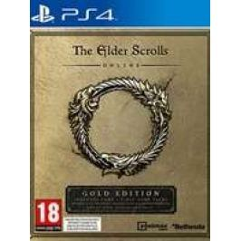 The Elder Scrolls Online - Gold Edition (PS4) Hry na konzole