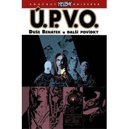 Mignola Mike a kolektiv: Ú.P.V.O. 2 - Duše Benátek a další povídky Komiksy