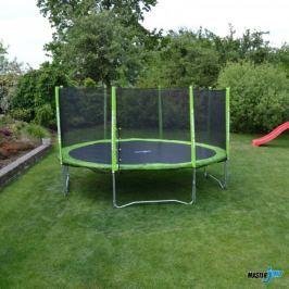 Masterjump ochranná síť na trampolíny 365 cm