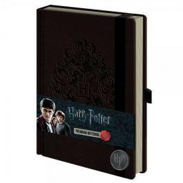 Zápisník Harry Potter - Hogwart´s Crest (velikost A5) Filmové předměty