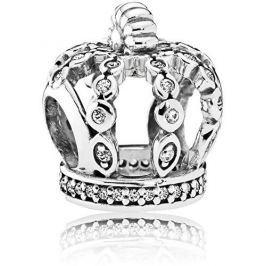 Pandora Stříbrný korálek Pohádková koruna 792058CZ stříbro 925/1000 Přívěsky
