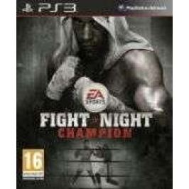 Fight Night Champion (PS3) Hry na konzole