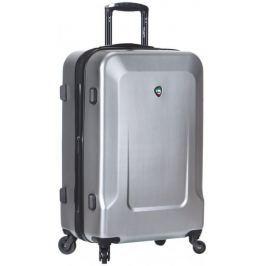 Mia Toro M1535/3-XL stříbrná Cestovní zavazadla