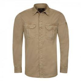 Bushman Košile ROGERS, světle hnědá, L Doplňky do domácnosti