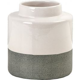Planta Keramická váza 16 cm krémová Dekorativní doplňky, vázy
