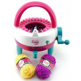 Teddies Girl's Creator pletací stroj Vytvoř si sám