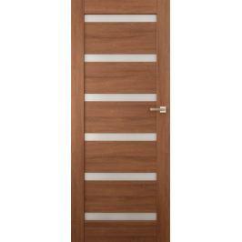 VASCO DOORS Interiérové dveře EVORA kombinované, model 5, Merbau, A Online katalog produktů