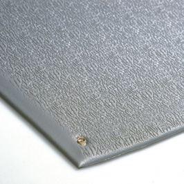 Šedá antistatická ESD protiúnavová průmyslová rohož - 90 x 60 x 0,9 cm Pracovní, průmyslové