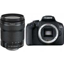 Canon EOS 2000D + 18-135 IS STM (2728C016) Digitální zrcadlovky