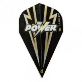 Target – darts Letky PHIL TAYLOR - The Power Vapor Black Gold 34330060 Letky