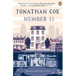 Coe Jonathan: Number 11 Světová současná