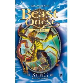 Blade Adam: Beast Quest 18 Říše zla - Sting, muž škorpion Sci-fi a fantasy