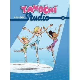 Crip & Béka: Taneční studio 2 Komiksy