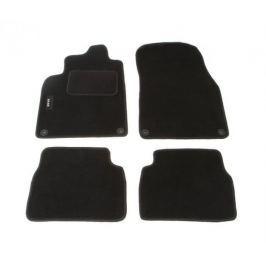 MAMMOOTH Koberce textilní, Saab 9-3 od r. 2007, černé, sada 4 ks Podlahové koberce