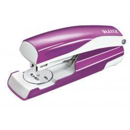 Sešívač Leitz NeXXt 5502 WOW purpurový 30 listů Sešívače