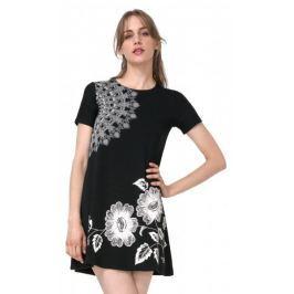 Desigual dámské šaty Maribel XS černá Doplňky do domácnosti