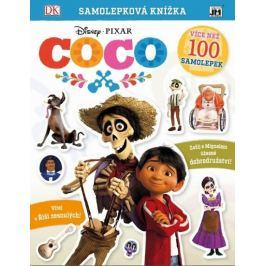 Coco - Samolepková knížka