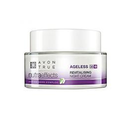 Avon Noční krém s obnovujícím účinkem NutraEffects (Revitalishing Night Cream) 50 ml