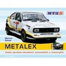 Gause Marcel: METALEX - Český výrobce závodních automobilů a motocyklů