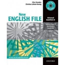 Oxenden Clive, Latham-Koenig Christina,: New English File Advanced Multipack B