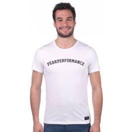 Peak Performance pánské tričko M bílá