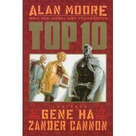 Moore Alan: Top 10 - kniha první