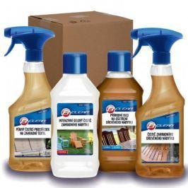 B-Clean Balíček zahrada péče o zahradní nábytek střední