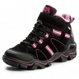 Primigi dívčí outdoorová obuv 27 černá