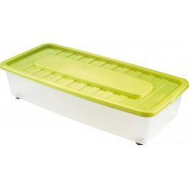 Heidrun Box úložný pod postel 35 l, zelená