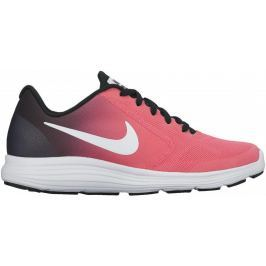 Nike Girls' Revolution 3 (GS) Running Shoe Pink 35.5