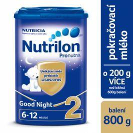 Nutrilon 2 Pronutra Good Night 800g