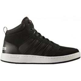Adidas CF Super Hoops Mid Core Black/Core Black/Crystal White 42.7