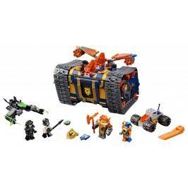 LEGO NEXO KNIGHTS™ 72006 Axlův arzenál na kolečkách