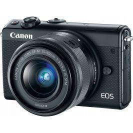 Canon EOS M100 + 15-45 IS STM Black + 50 GB IRISTA (2209C096)