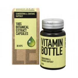 Vitamin-Bottle Ganoderma a Shiitake 30 kapslí