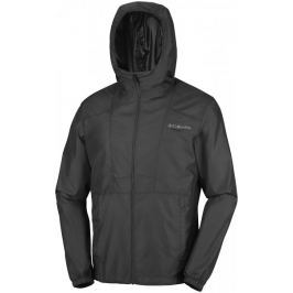 Columbia Flashback Windbreaker Black L Bundy