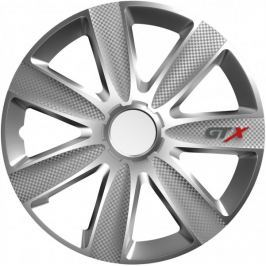 Versaco Poklice GTX Carbon Silver sada 4ks 13