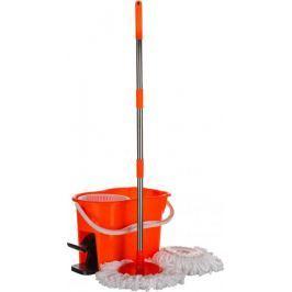 BRILANZ Tornado Mop set - oranžová