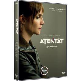 Atentát  (TV seriál - 6DVD)   - DVD