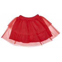 Garnamama dívčí sukně Tattoo 74 - 86 červená