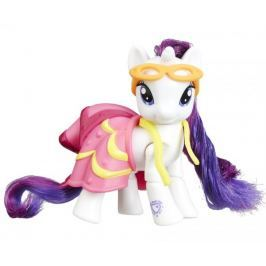 My Little Pony Poník s kloubovými nožkami a doplňky - Rarity