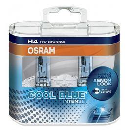 Osram 12V H4 60/55W P43t 2ks Cool Blue Xenon Effect