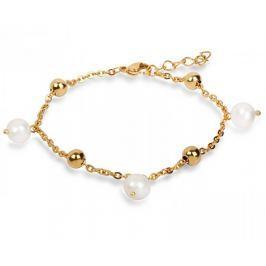 JwL Luxury Pearls Perlový náramek pro ženy JL0356ch