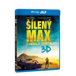Šílený Max: Zběsilá cesta 2BD (3D+2D)   - Blu-ray