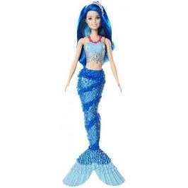 Mattel Barbie mořská panna modrá