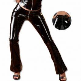 Dámské lakované kalhoty (S)